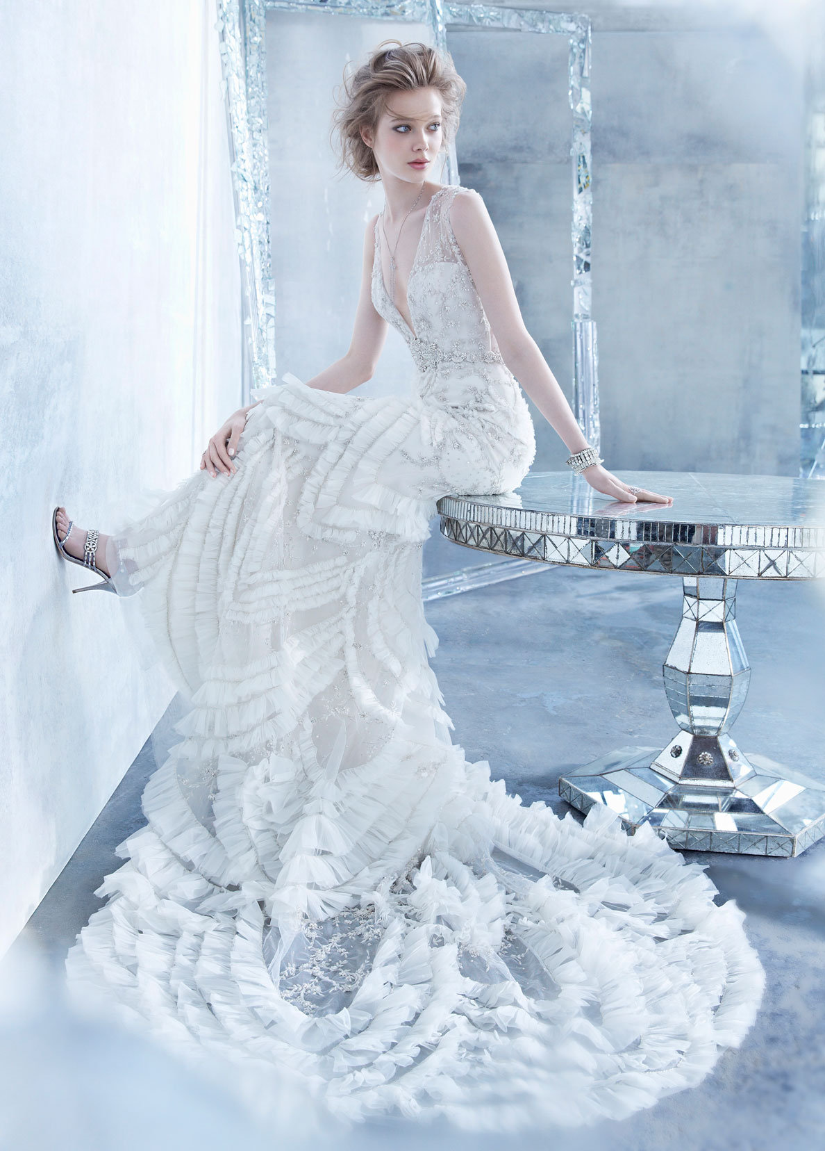 Dorable Phoebe Wedding Dress Image Collection - All Wedding Dresses ...