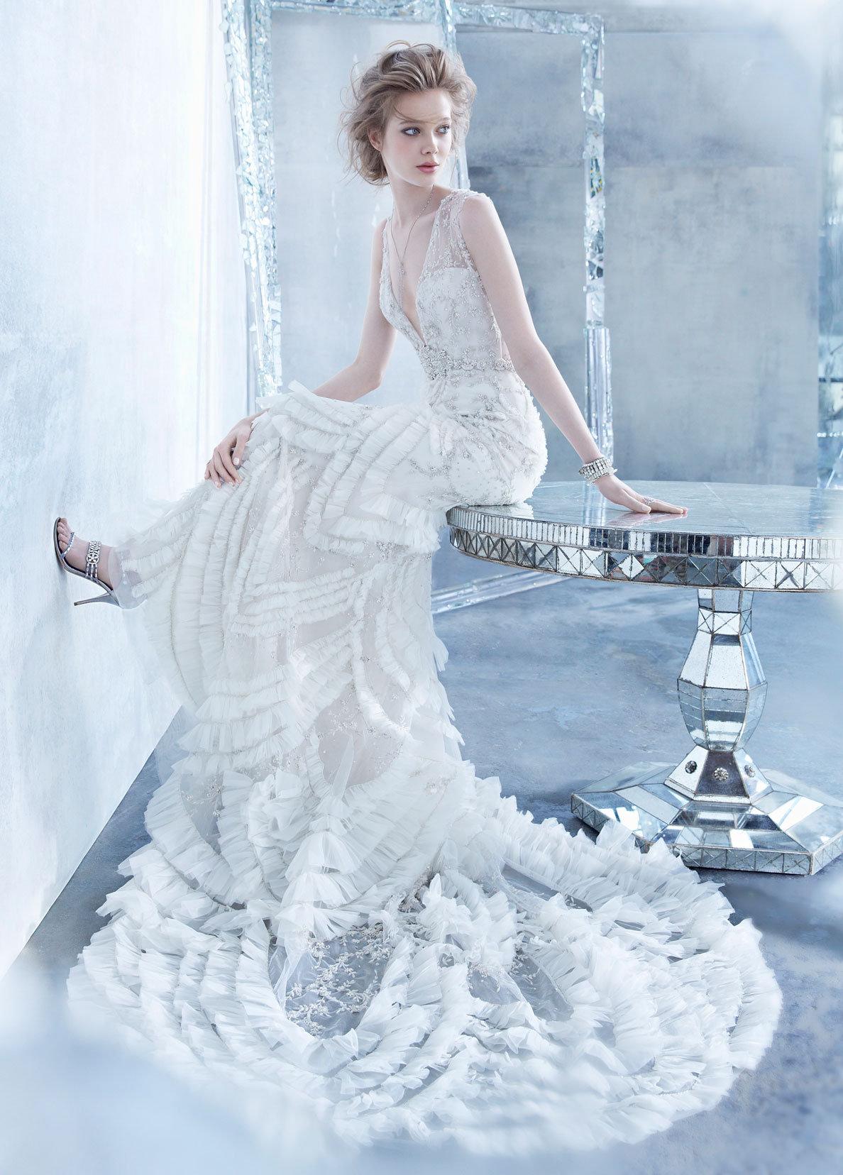 Attractive Amalia Carrara Wedding Gowns Gallery - Womens Dresses ...