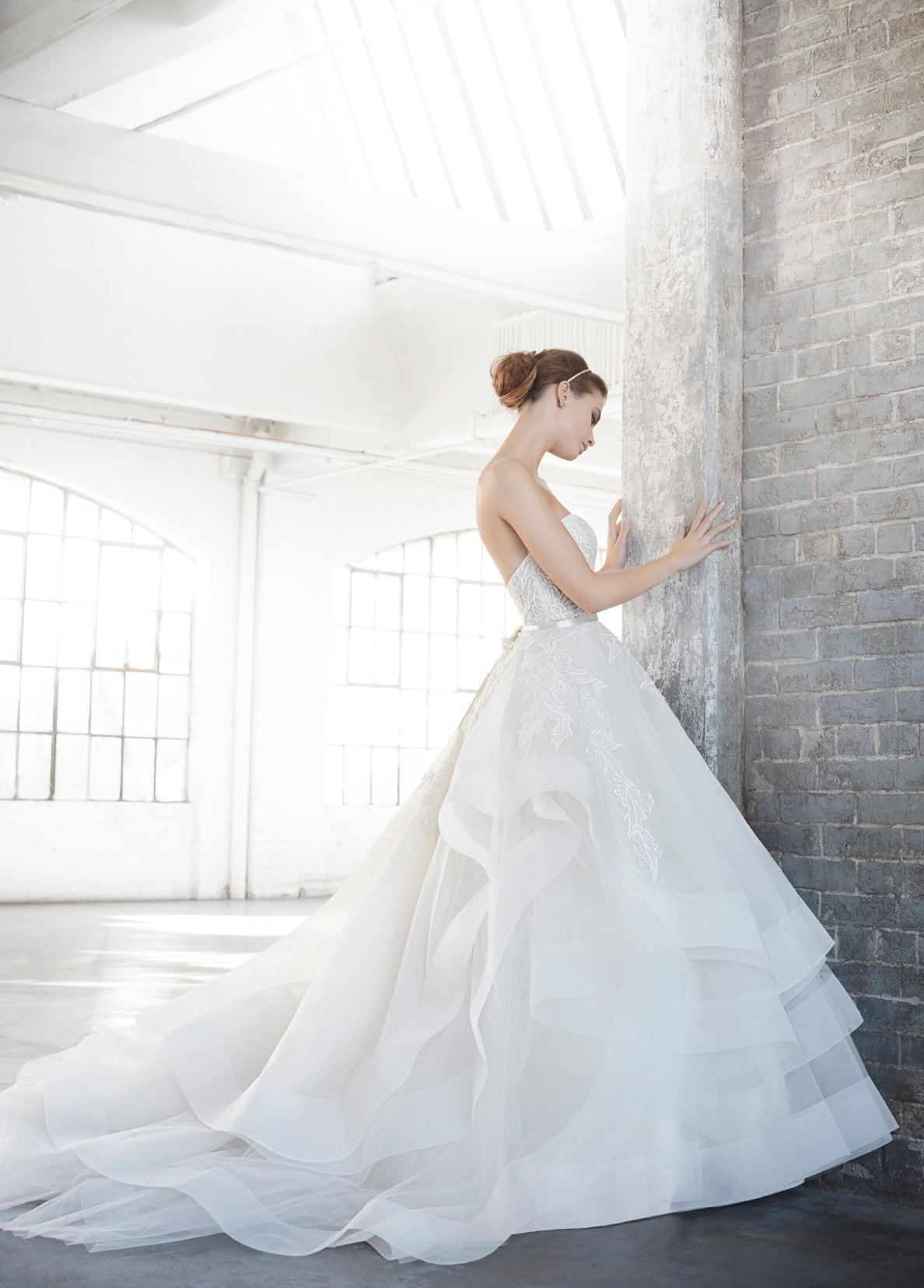 Bridal Gowns and Wedding Dresses by JLM Couture - Style 3601