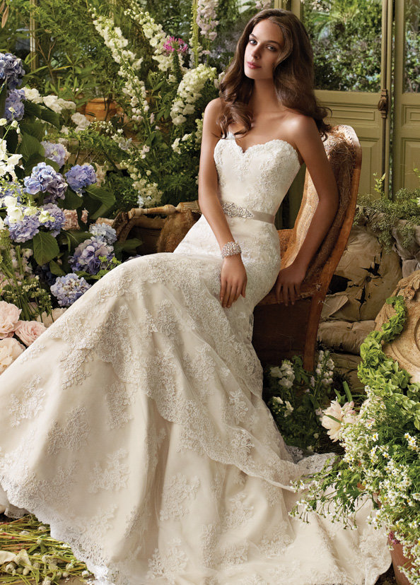 Bridal Gowns and Wedding Dresses by JLM Couture - Style 2206