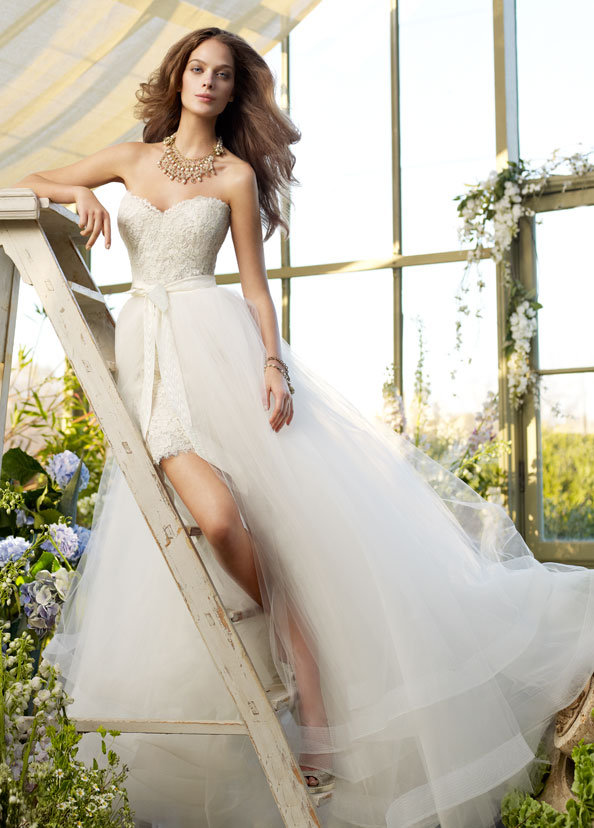 Bridal Gowns and Wedding Dresses by JLM Couture - Style 2210