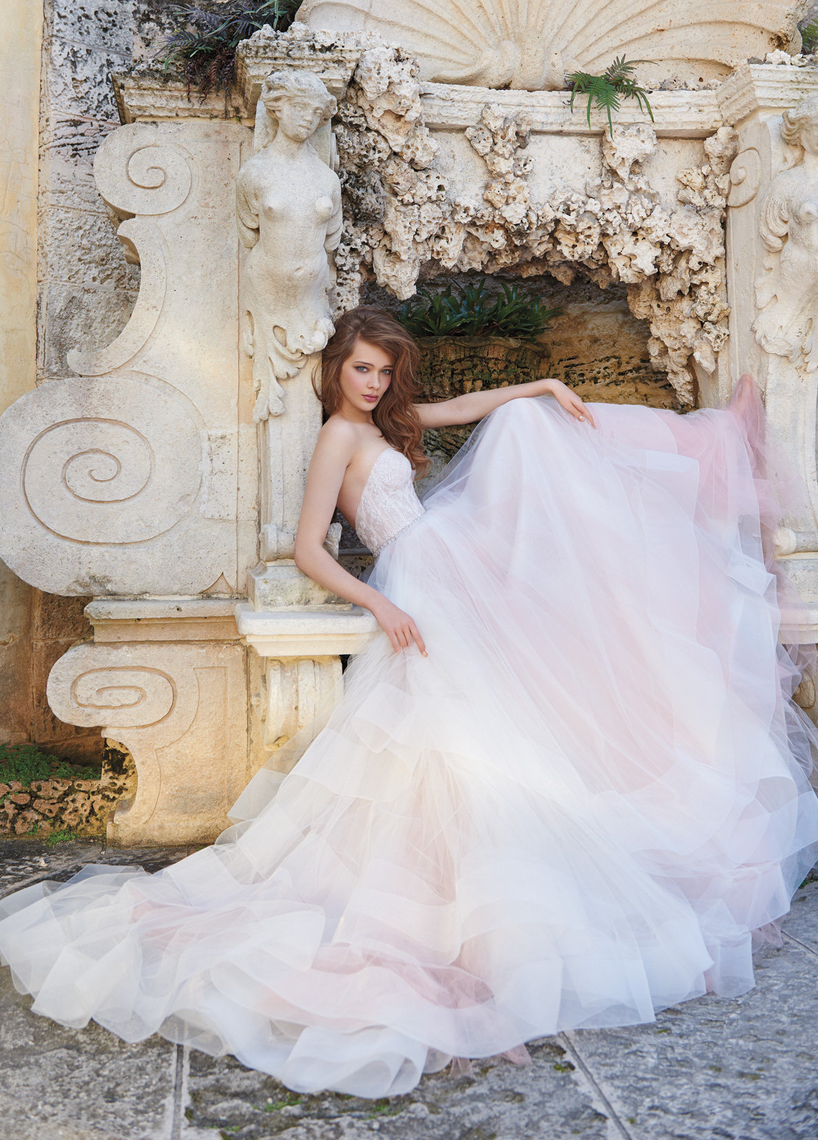 Bridal Gowns and Wedding Dresses by JLM Couture - Style 2510