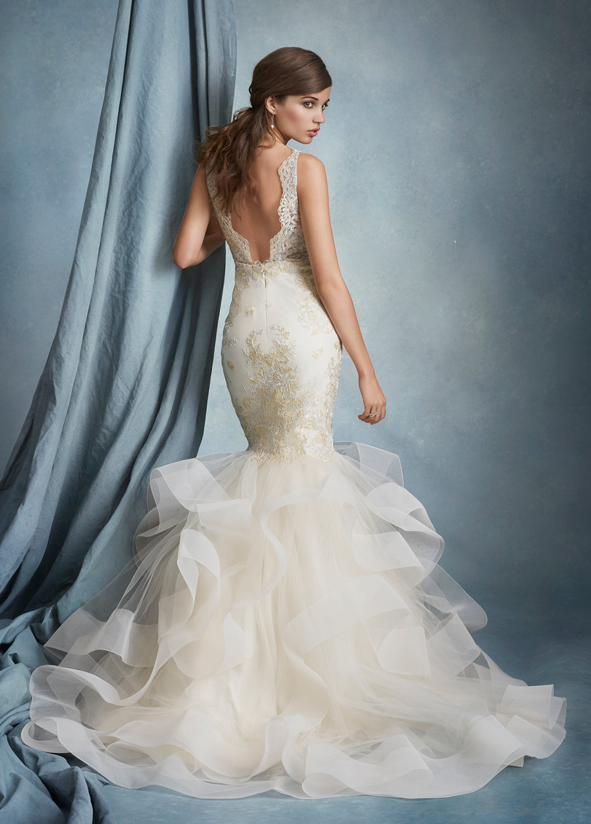 Bridal Gowns and Wedding Dresses by JLM Couture - Style 2608