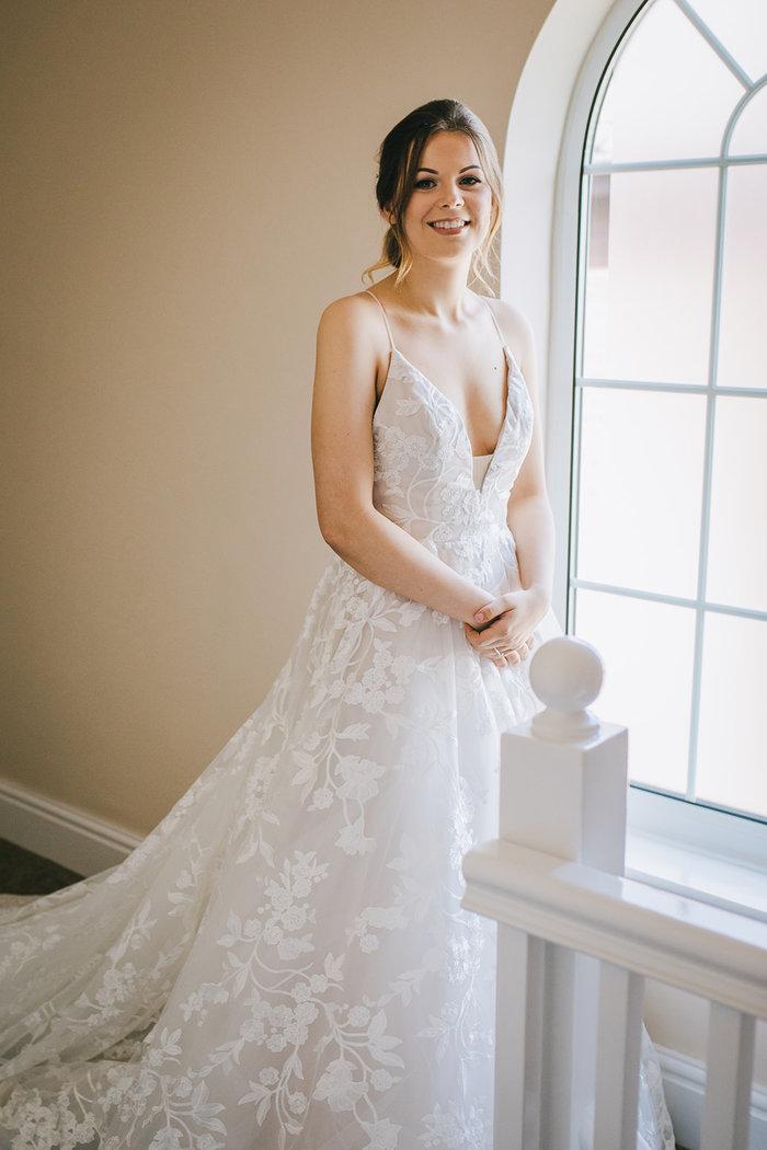 6516e7b034b Bridal Gowns, Wedding Dresses - Jim Hjelm Blush - JLM Couture Inc.