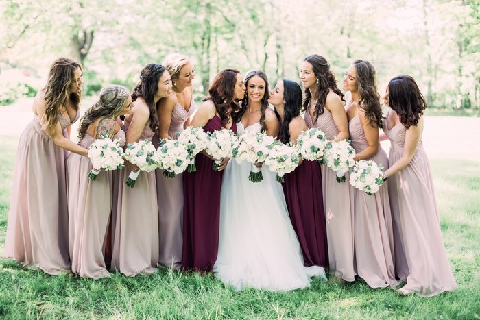 Bridesmaids Dresses by Hayley Paige