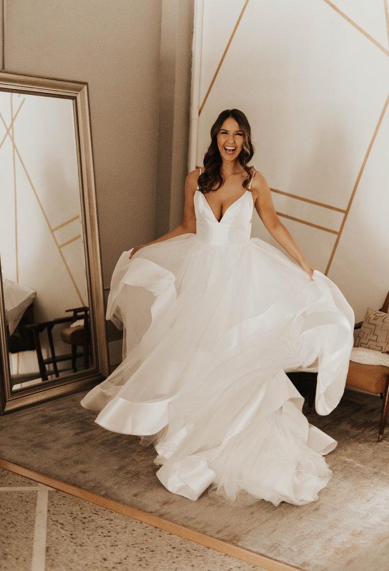 A&Be Bridal Shop   JLM Couture