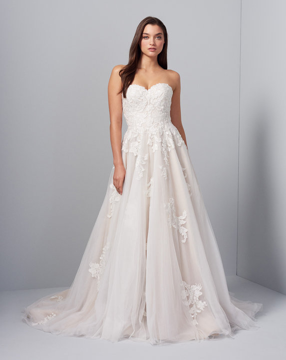 Lucia by Allison Webb Brida Gown Style 92000 Margot