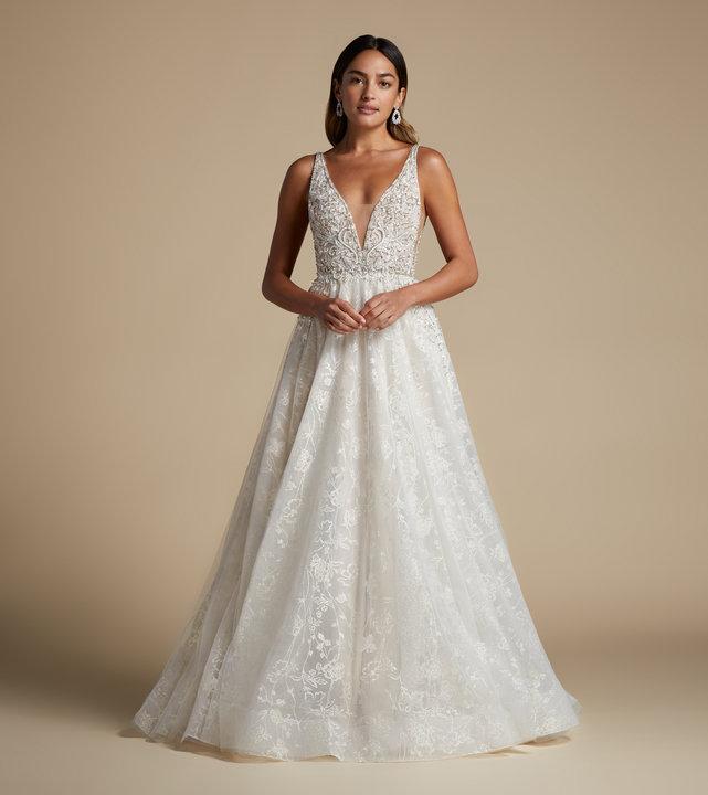 Lucia by Allison Webb Style 92100 Cierra Bridal Gown