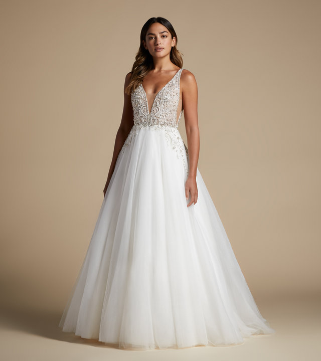 Lucia by Allison Webb Style 92101 Esme Bridal Gown