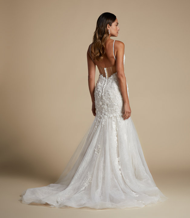 Lucia by Allison Webb Style 92103 Seraphina Bridal Gown