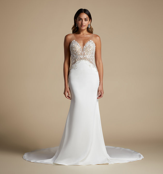 Lucia by Allison Webb Style 92108 Gia Bridal Gown