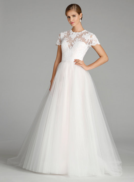 Alvina Valenta Style 9655 Bridal Gown