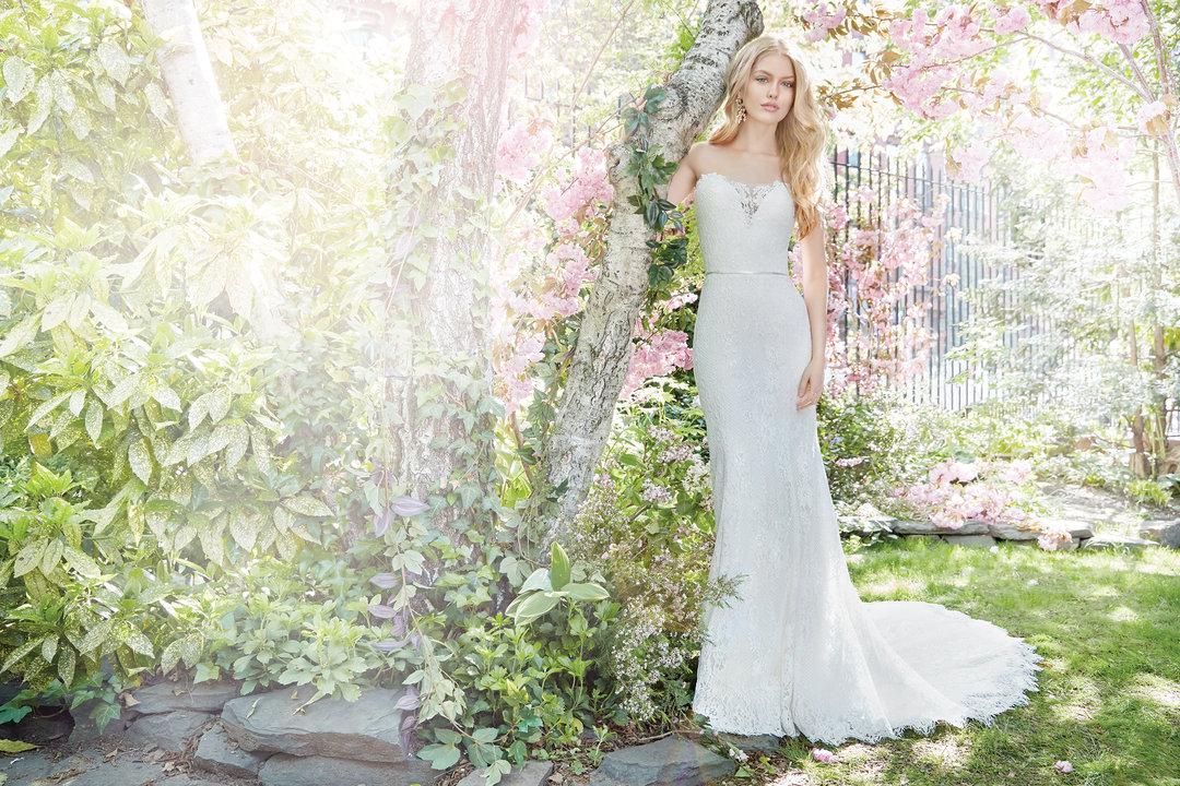 Alvina Valenta Style 9656 Bridal Gown