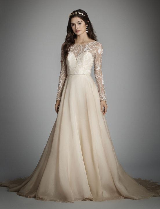 Alvina Valenta Style 9701 Bridal Gown