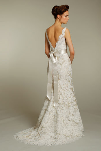 Style 9161  Back View