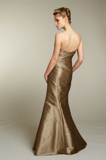 Style 9166  Back View