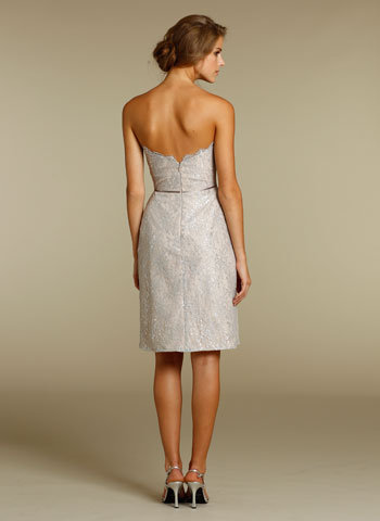 Style 9244  Back View
