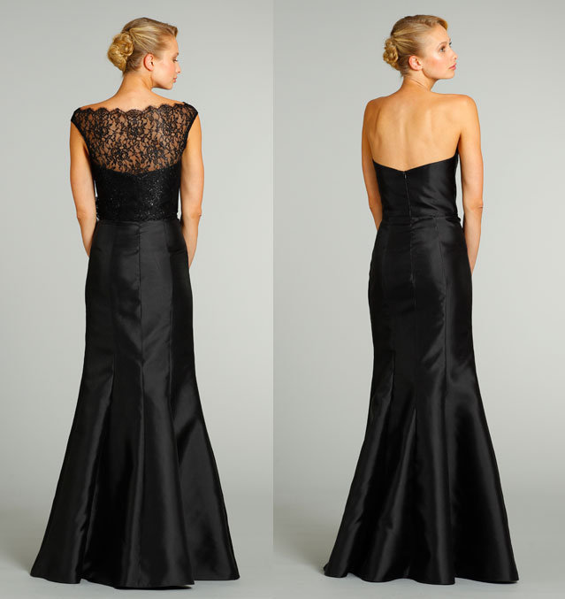 Style 9273  Back View