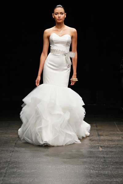 Style 9307  Runway View