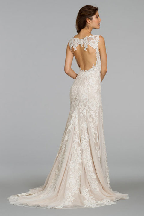 Style 9407  Back View