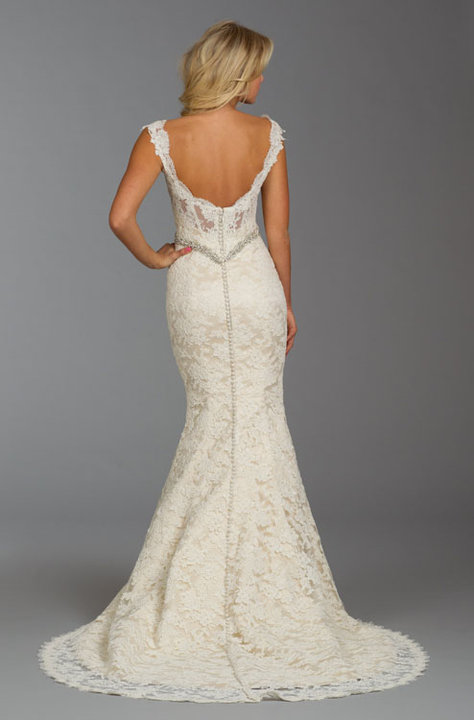 Style 9412  Back View