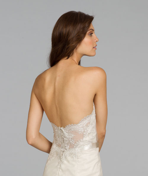 Style 9413  Detail Back View