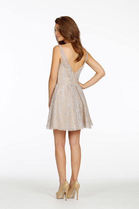 Style 9421  Back View