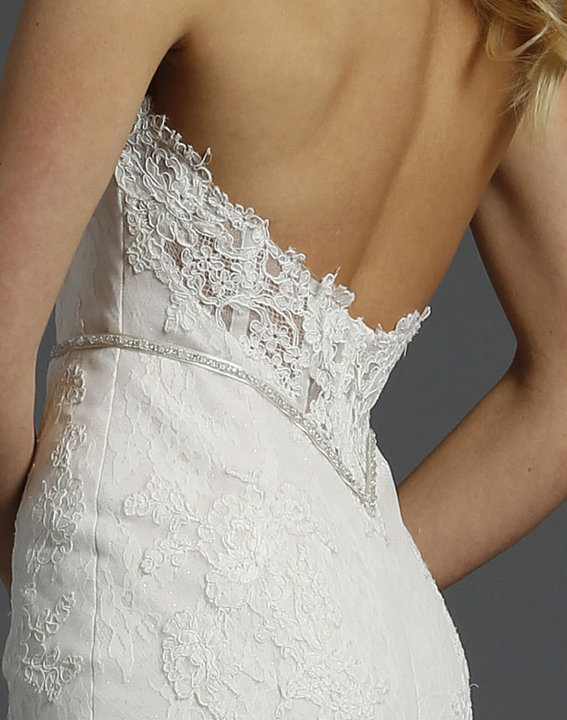 Style 9451  Detail Back View