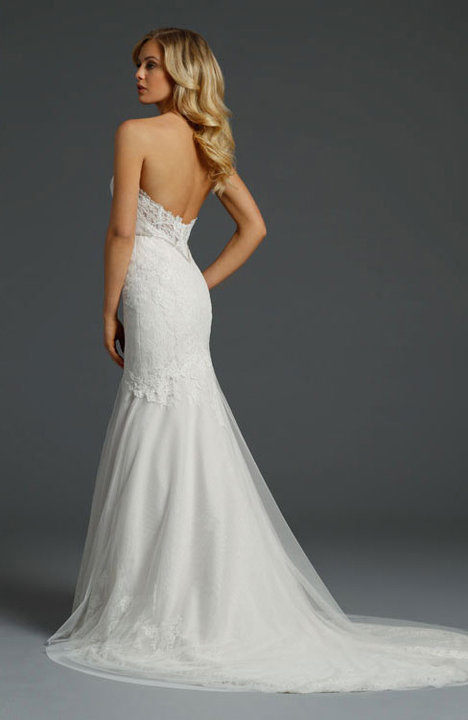 Style 9451  Back View