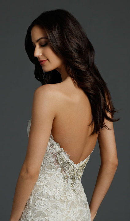 Style 9452  Detail Back View