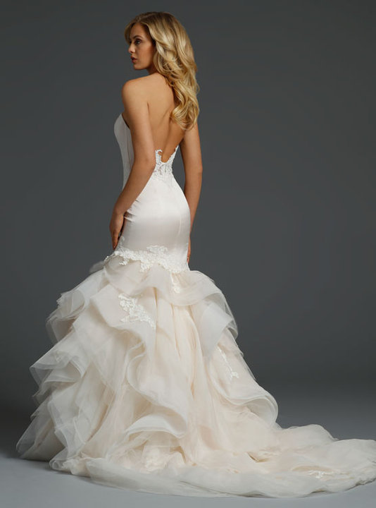 Style 9453  Back View