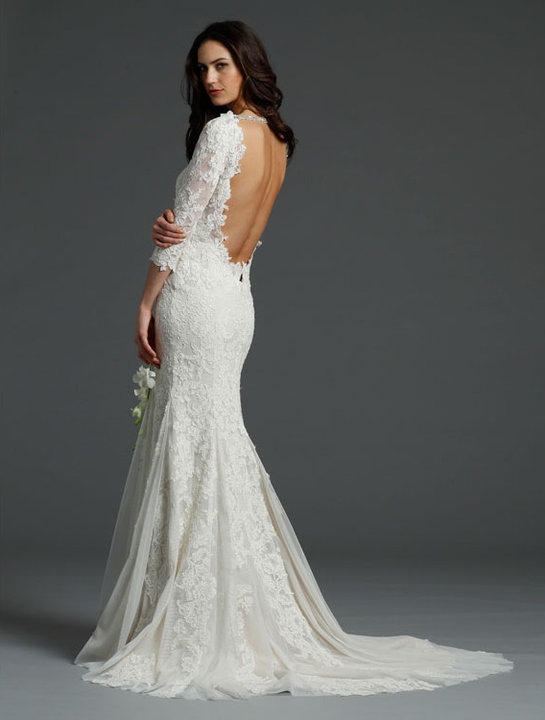 Style 9458  Back View