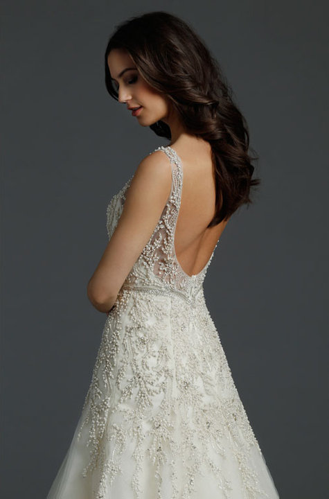 Style 9461  Detail Back View