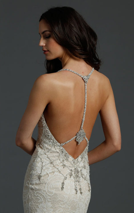Style 9463  Detail Back View