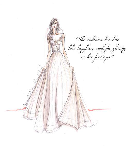 Style 9506  Illustration