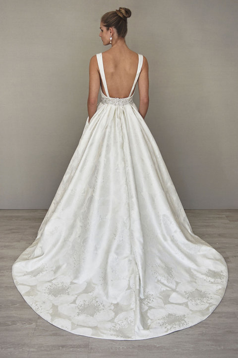 Style 9602  Back View
