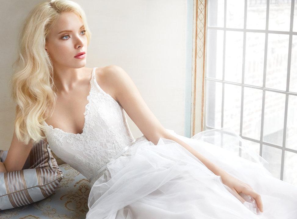 Alvina Valenta Style 9605 Bridal Gown