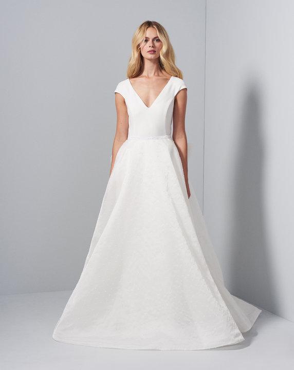 Allison Webb Style 42008 Aimee Bridal Gown