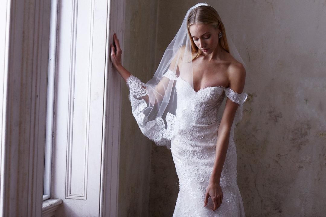 Allison Webb Style 42009 Ambrose Bridal Gown