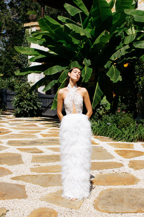 Allison Webb Style 42107 Bridal gown