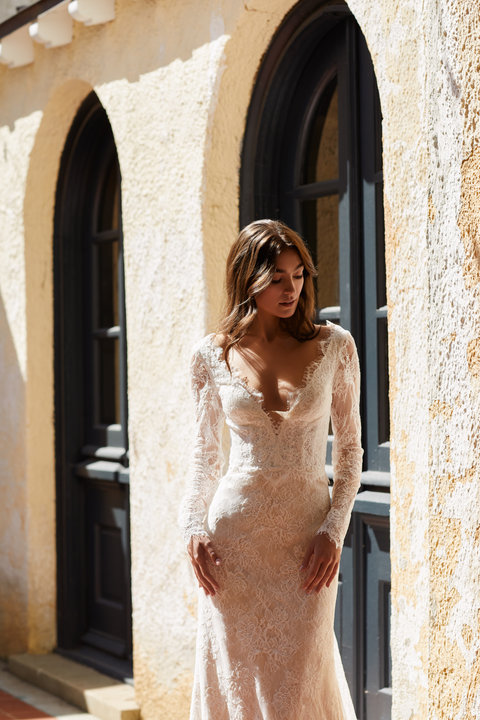Allison Webb Style 42112 Bridal gown