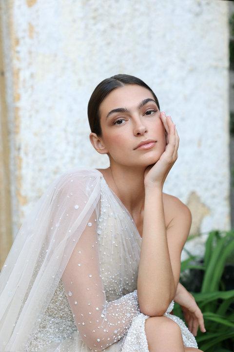 Allison Webb Style 42156 Lowry Bridal Gown