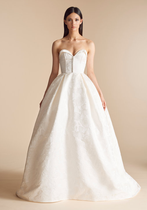 Allison Webb Style 4807 Clara Bridal Gown