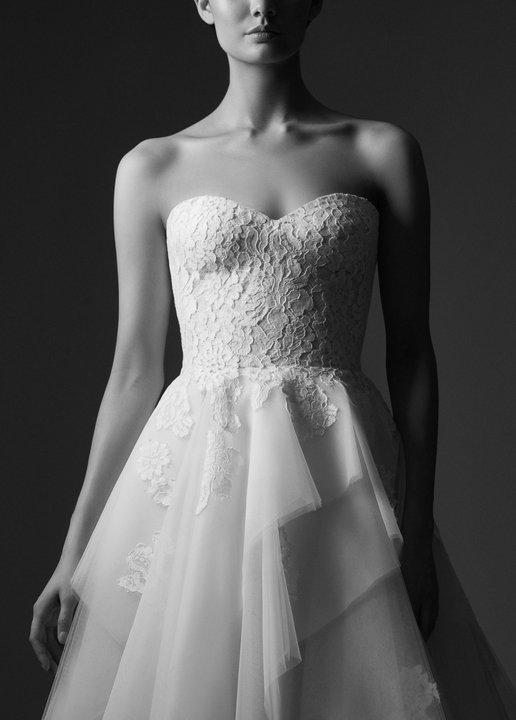Allison Webb Style 4852 Camilla Bridal Gown
