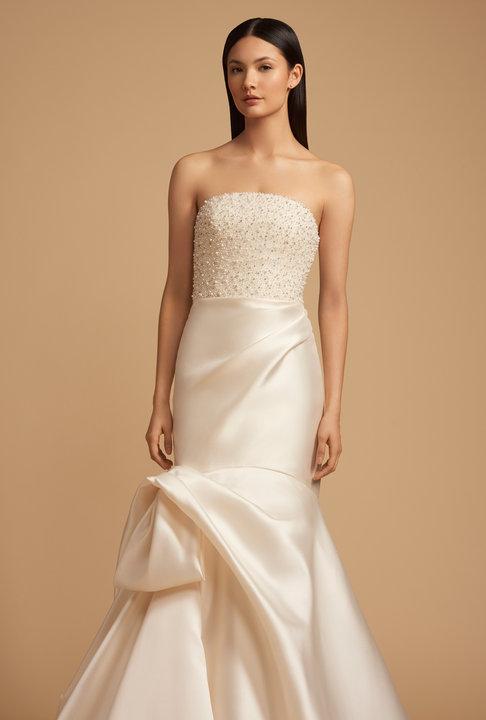 Allison Webb Style 4860 Amelie Bridal Gown