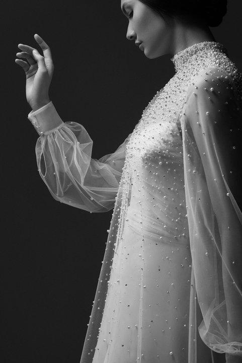 Allison Webb Style 4861 Josette Bridal Gown