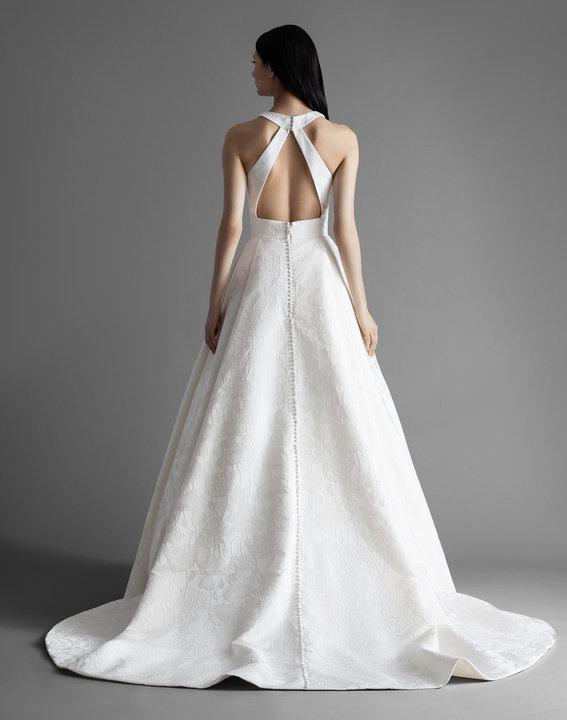 Allison Webb Style 4905 Rose Bridal Gown