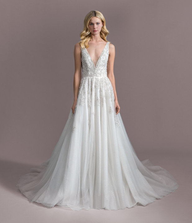 Allison Webb Style 4953 Marcella Bridal Gown