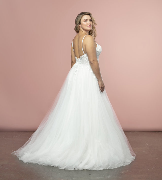 Blush by Hayley Paige Style 12000S Isla Bridal Gown