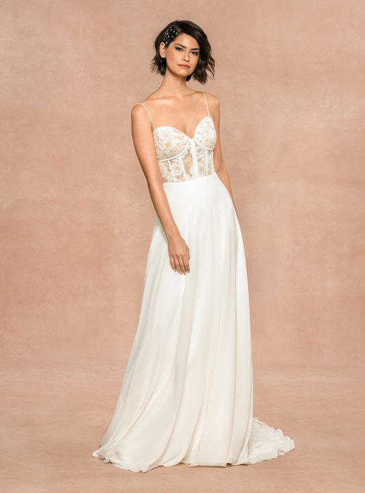 Blush by Hayley Paige Style 12004 Liv Bridal Gown